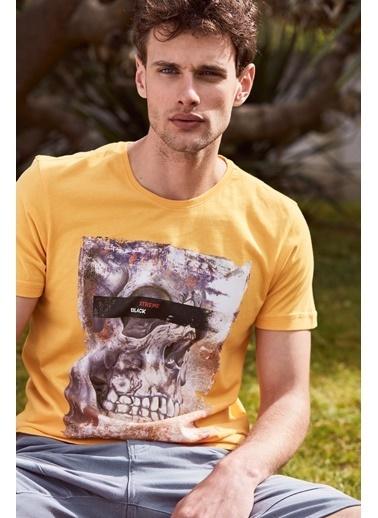Rodi Jeans Tişört Sarı